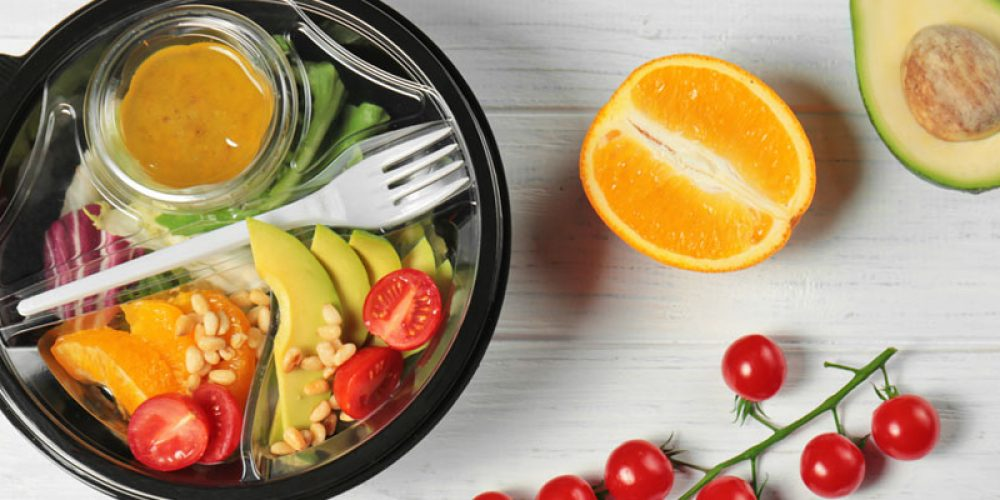 Commande et livraison de plats de traiteur pour les entreprises