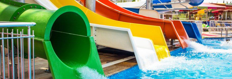 Loisirs en famille : réserver dans un parc aquatique à Nice