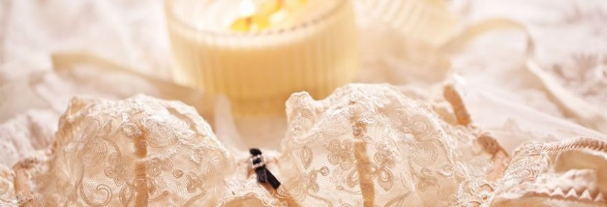 Lingerie sensuelle : choisir la dentelle