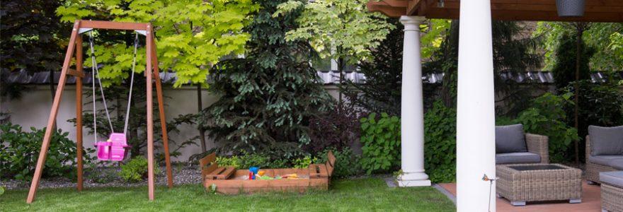 Portiques et balançoires : quels modèle choisir pour ses enfants ?