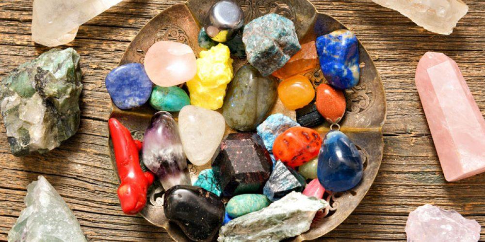 Les pouvoirs des pierres semi-précieuses et des cristaux