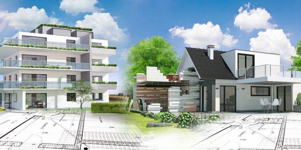 Appartements et maison à vendre à Rennes