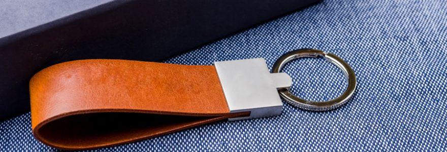 Comment personnaliser son porte clé ?