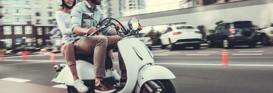 Trouver une bonne adresse pour l'achat d'un scooter à Paris