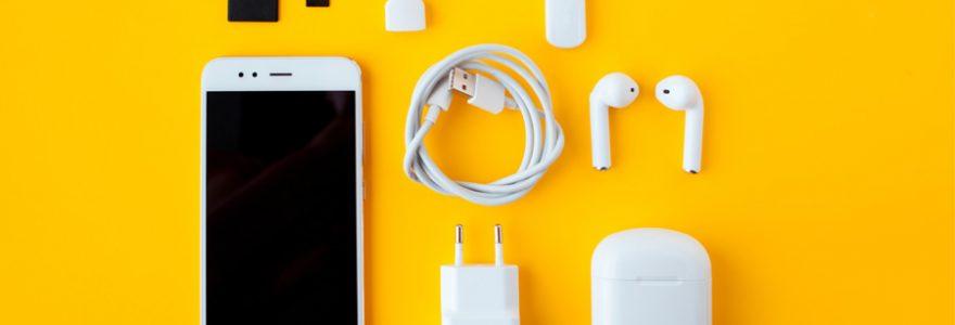 Acheter les meilleurs accessoires pour son smartphone
