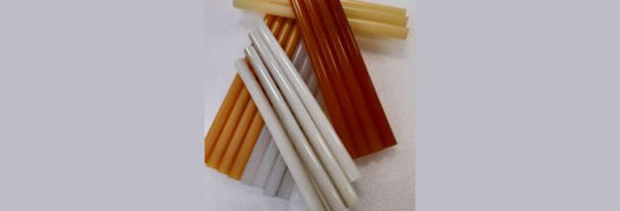 Les usages de la colle thermofusible