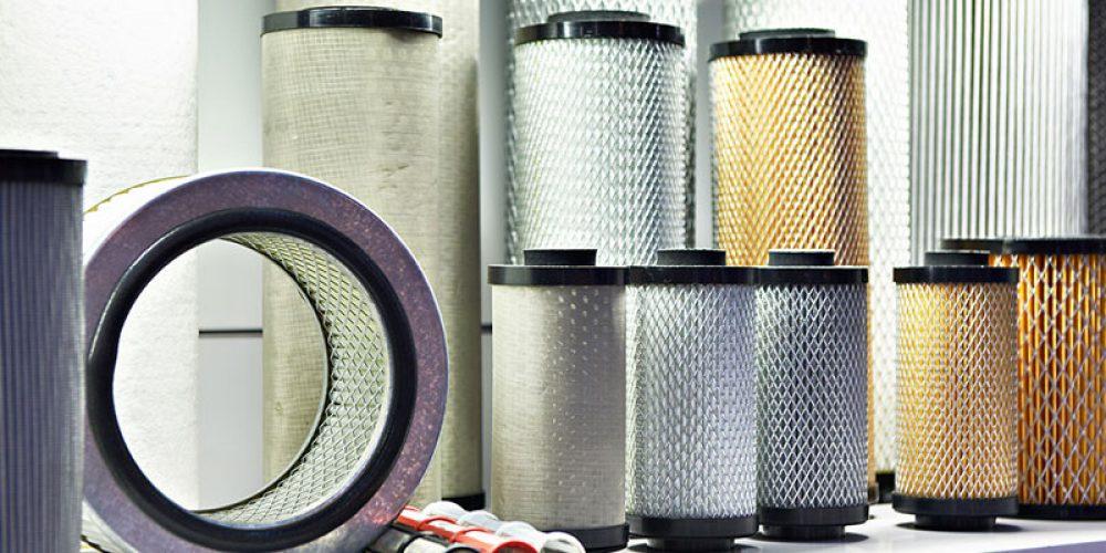 Régénération et nettoyage des filtres industriels