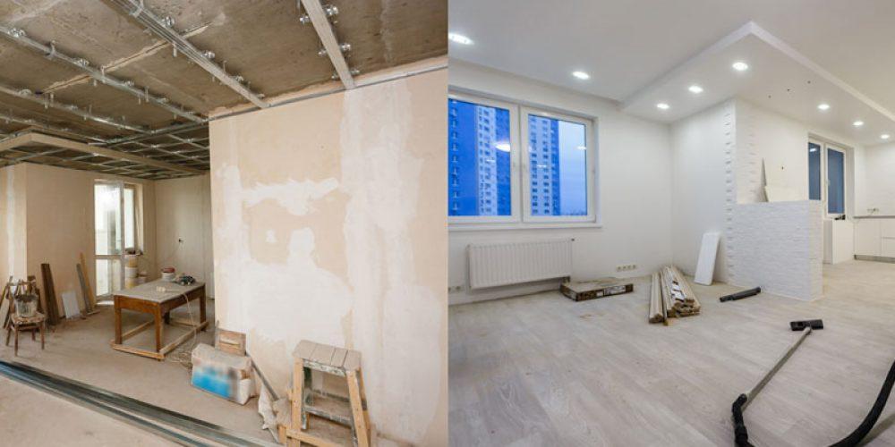 Rénover un local professionnel ou un appartement à Paris