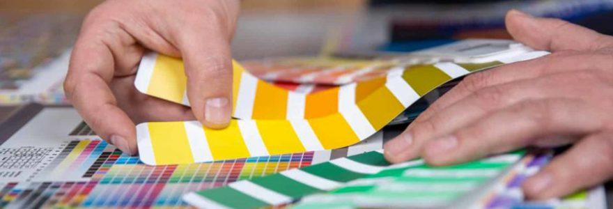 Impression d'étiquettes professionnel : contacter un imprimeur spécialisé en ligne