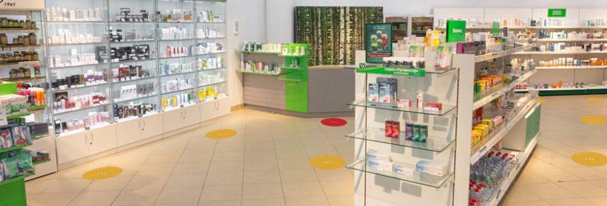 Trouver des offres de pharmacies en vente en ligne