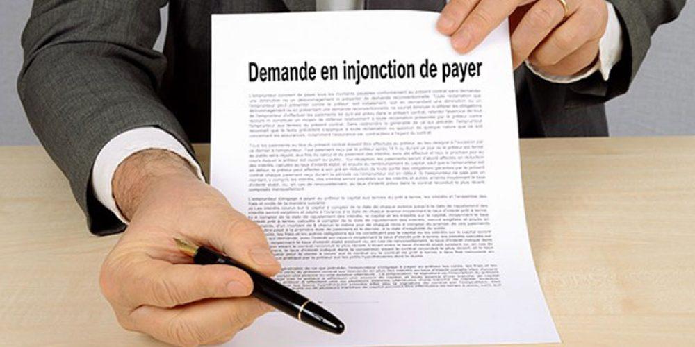 Les conditions de la demande en injonction de payer