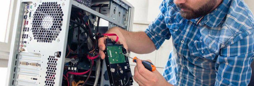 Maintenance informatique à Paris : A qui faire appel ?