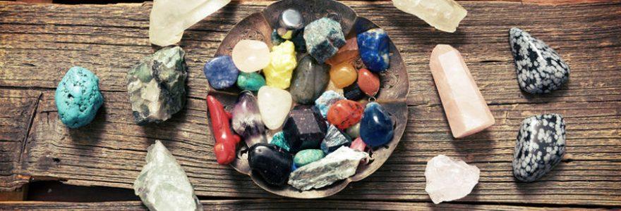 Les bienfaits des pierres et minéraux de lithothérapie